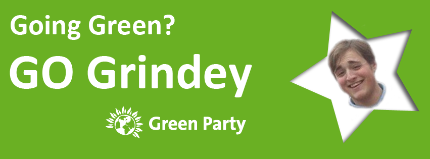 Going Green? Go Grindey!
