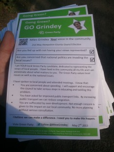 The Leaflets